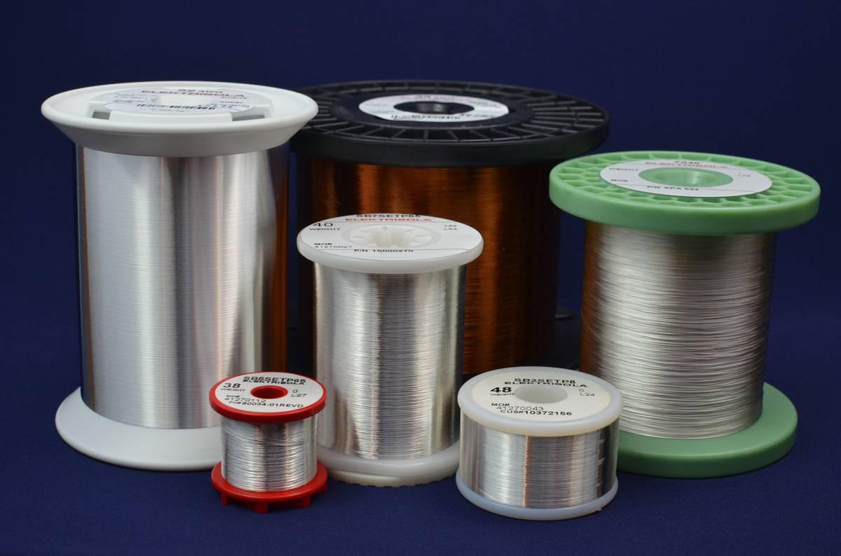 Elektrisola Medical Technologies: Bare Wire