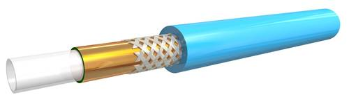 Medical Polyimide Tubing with PTFE Liner, Polyimide Layer, Braid Reinforcement and Outer Layer
